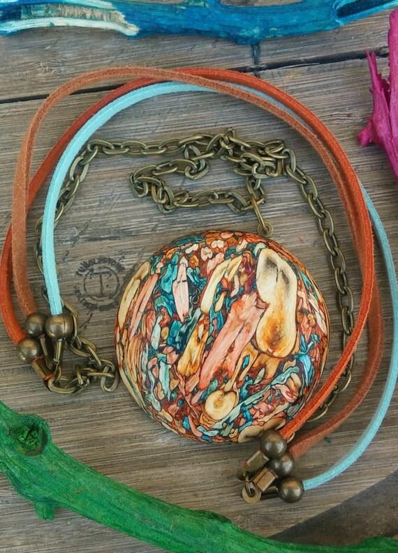 Classic Exclusive Tumbleweed Necklace