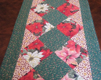 "Christmas Table Runner/Topper - approx 16""x43"""