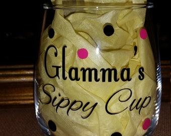 glamma's Sippy cup