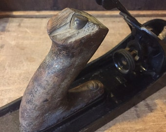 Fulton Wood Planer. Woodworking, Woodshop, Tools, Vintage Tools, Hand Tools, Rustic, Carpentry.