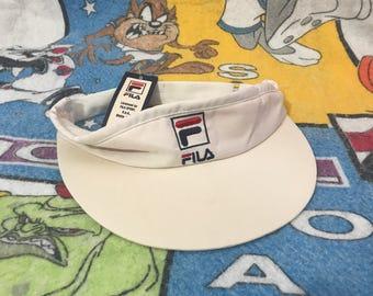 FILA Vintage Vizor New With Tags Vintage