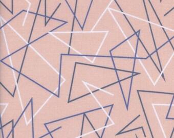 Cotton + Steel – Kujira & Star by Rashida Coleman Hale, Trajectory - Starfish