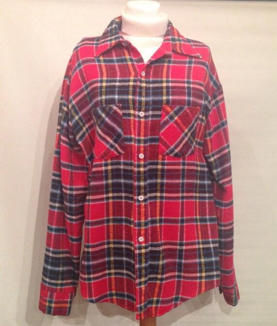Vintage flanell shirt EV2