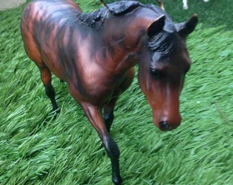 Bay Thoroughbred Breyer 1980