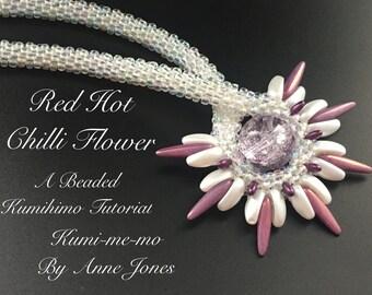 Red Hot Chilli Flower