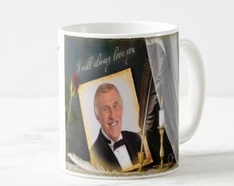 Bruce Forsyth mug  11oz ceramic mug great gift for any Bruce fan