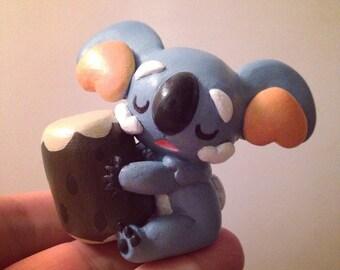 Komala Pokémon Figurine