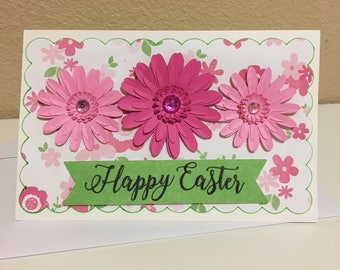 Easter 3D Greeting Card