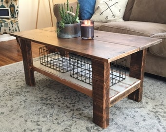 Coffee Table (now 40% off!)