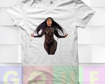 Nicki Minaj Shirt Nicki Minaj at TIDAL-X T-Shirt Men's Women's Tshirt