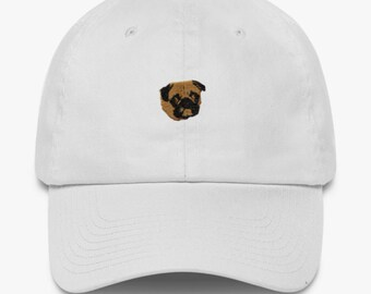 Pug Classic Ball Cap