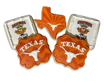 University of Texas UT Cookies - 3 Dozen