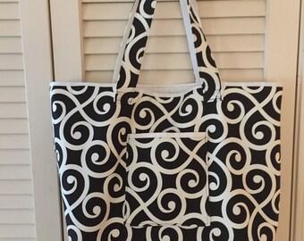 Drawstring Beachbag/Tote