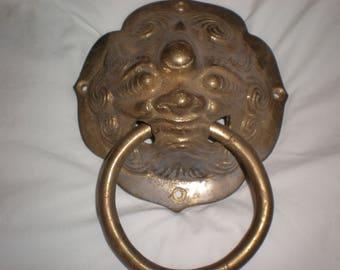 Door knocker      Bronze