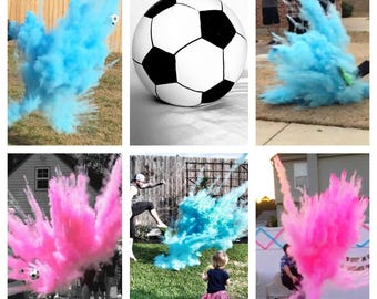 SALE Soccer Gender Reveal Ball Pack (Custom Combinations)