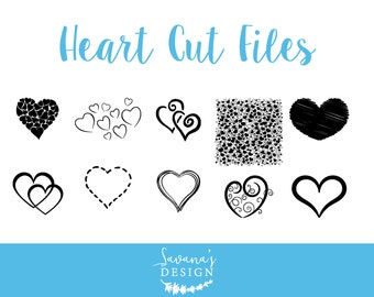 Heart SVG File, heart cut files, valentine heart svg, valentine shirt svg, valentine vector, valentine svg files, heart outline svg
