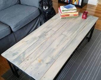 Made to Order, Custom, Handmade Wood Coffee Table Top