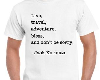 T-Shirt Jack Kerouac