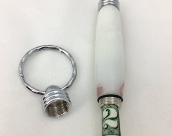 Secret Compartment Keychain