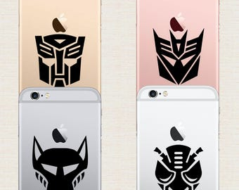Transformers Decals