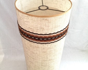 Large Lampshade vintage 70s