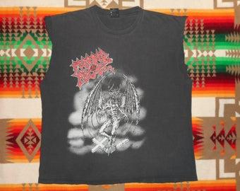 90s Morbid Angel T Shirt Size XL cannibal corpse deicide death angel malevolent creation