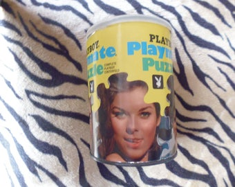 1967 Playboy playmate puzzle Box in very good condition