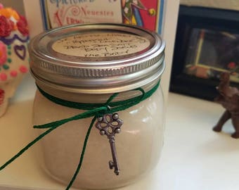 Lavender & Peppermint  Dead Sea Salt Scrub