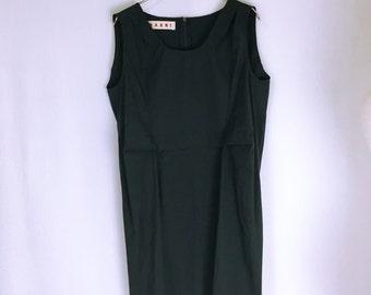 MARNI cotton Sleeveless dress
