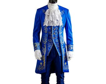 2017 Film Beauty and The Beast Cosplay Costumes
