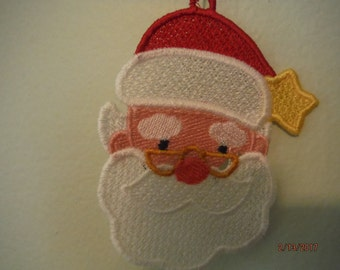 Christmas Ornament - Free Standing Lace