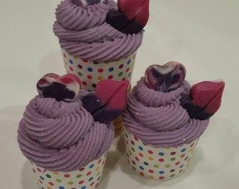Cupcake Bath Fizzer, Assorted Scents