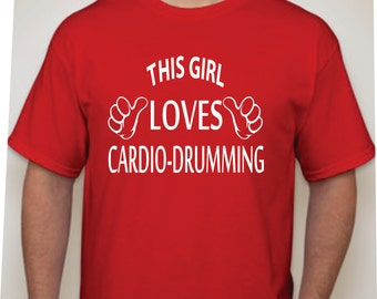 Cardio Drumming T-shirt
