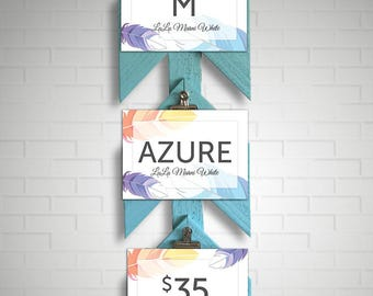 Custom Personalized Style, Size, Price Card Bundle   New styles included!!
