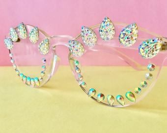 Raver Festival Glasses