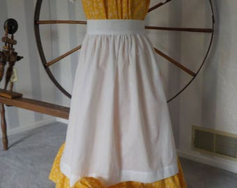 Girls size 10-12 pioneer dress[Ready To Ship]