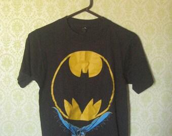 VINTAGE 1980s BATMAN Tshirt