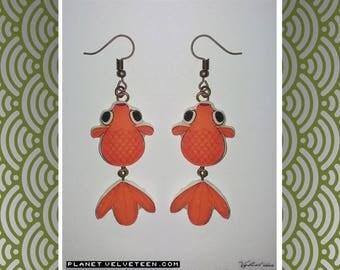 Shukin Goldfish (Earrings)