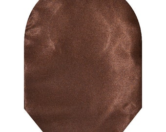 Brown Satin