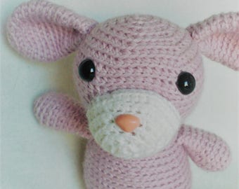 Crocheted Softie