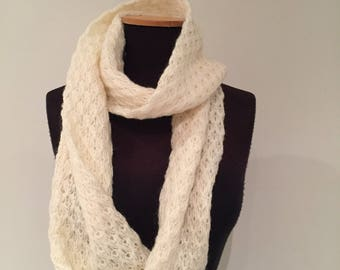 Snowflake infinity scarf 170cm ful loop