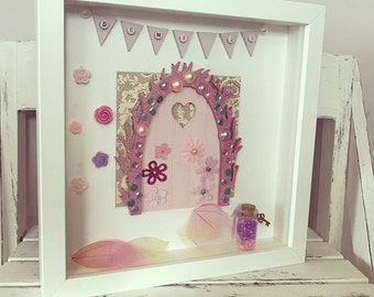 Personalised Fairy Door Frame