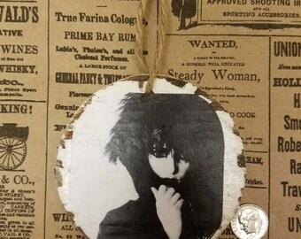Siouxsie Sioux ornament