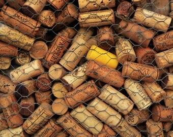 Wine Corks, Paris
