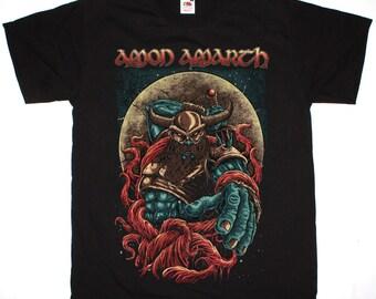 Amon Amarth Spartan black t shirt