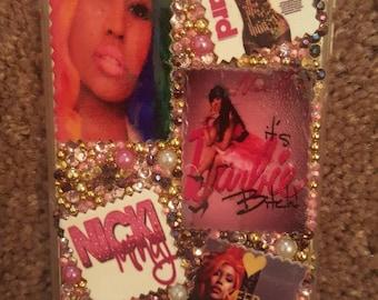 Nicki Minaj bling iPhone 7 Plus case