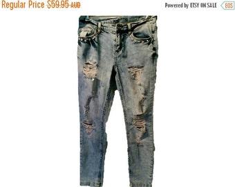 ON SALE Rock-Star Jeans