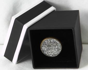 Glliter Ring