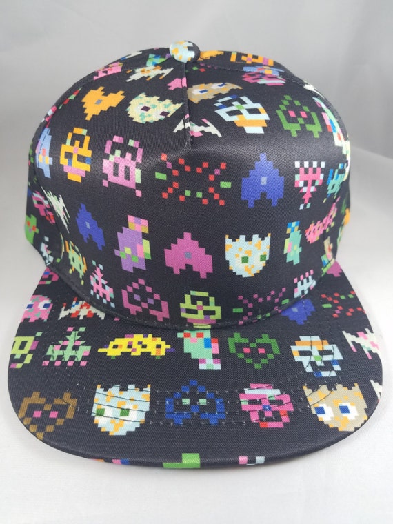 Game Boy Snapback Hat
