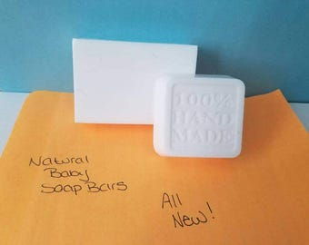 All natural baby bar soap
